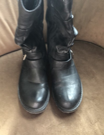 Guess Black Boots Image 3