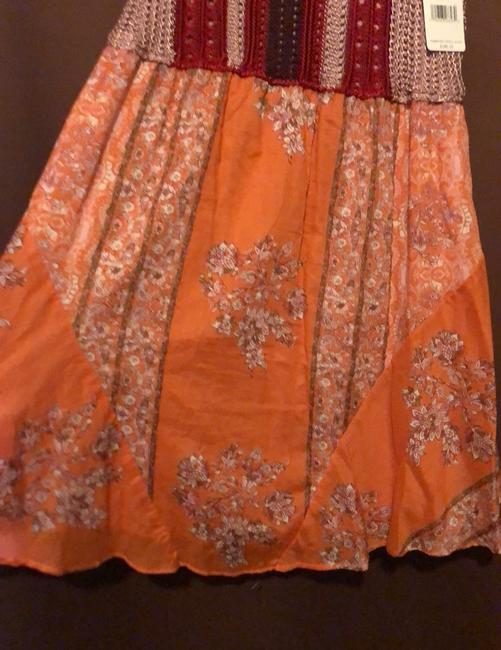 Free People short dress NEW! With TAGSRed Combo on Tradesy Image 5