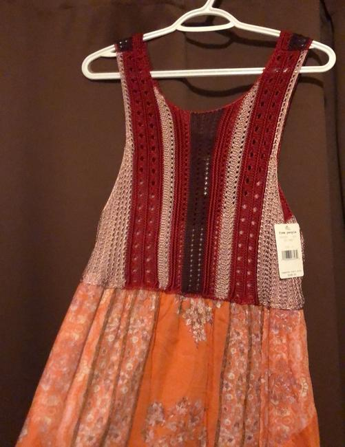 Free People short dress NEW! With TAGSRed Combo on Tradesy Image 6