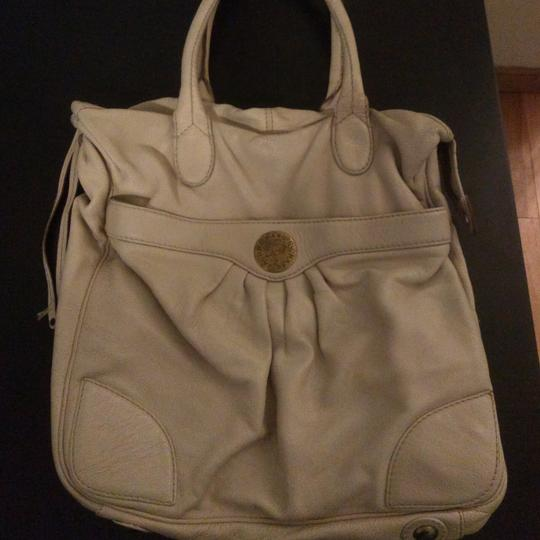 Marc by Marc Jacobs Tote in Cream Image 2