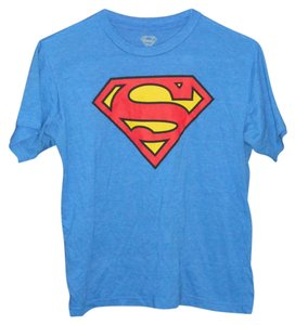 DC Comics Superman Symbol Superhero T Shirt