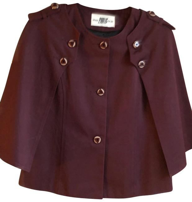 Preload https://img-static.tradesy.com/item/26262811/maroon-cape-button-down-top-size-6-s-0-1-650-650.jpg