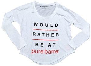 Pure Barre Pure Barre Long Sleeve Top