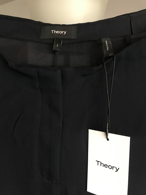Theory Trouser Pants Deep Navy Image 6