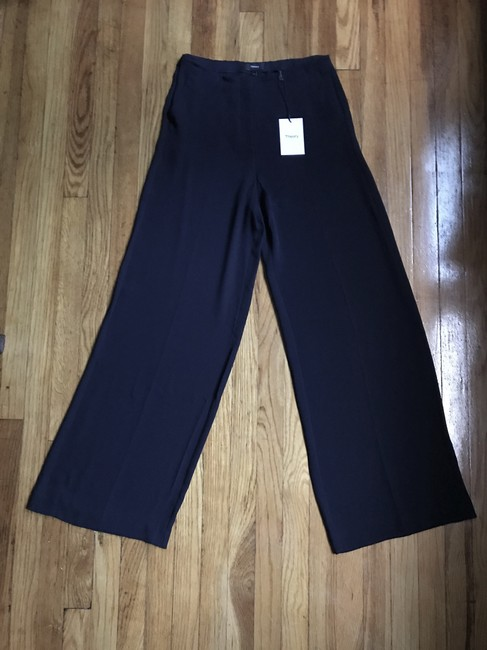 Theory Trouser Pants Deep Navy Image 8