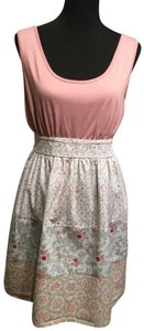 Mossimo Supply Co. short dress Pink & Blue on Tradesy