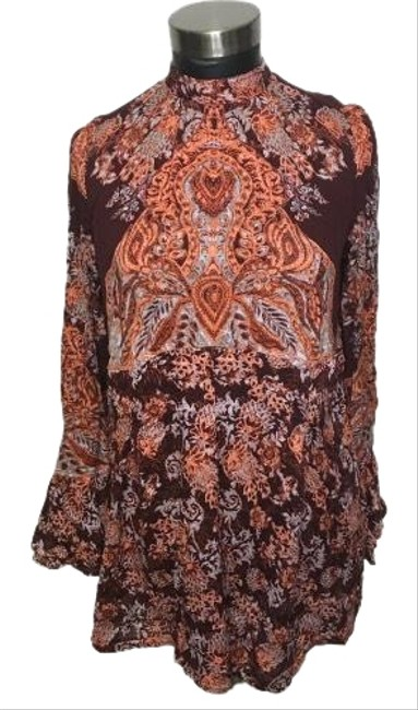 Preload https://img-static.tradesy.com/item/26263040/lucky-brand-multi-colored-free-people-lady-print-mulberry-s-tunic-size-4-s-0-1-650-650.jpg