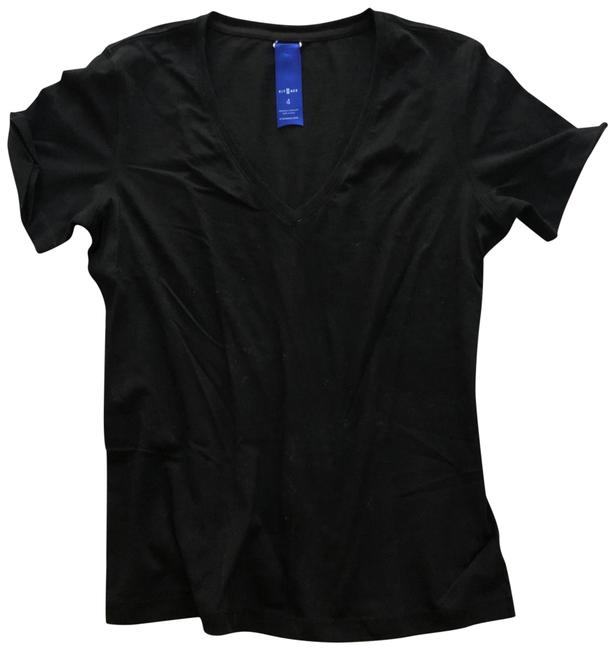 Preload https://img-static.tradesy.com/item/26263058/kit-and-ace-black-and-v-neck-tee-shirt-size-4-s-0-1-650-650.jpg