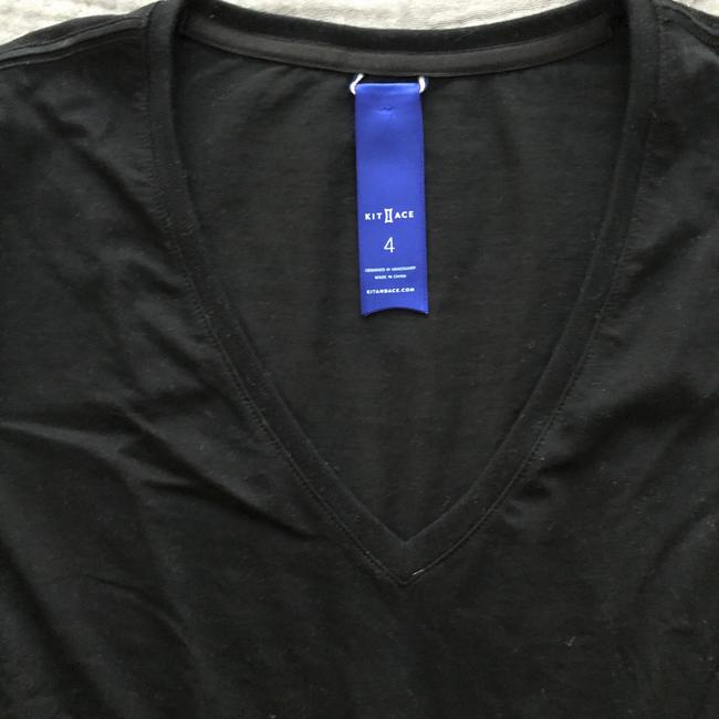Kit and Ace T Shirt black Image 1