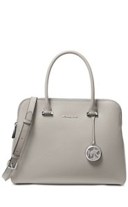 MICHAEL Michael Kors Satchel in Grey