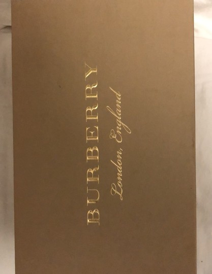 Burberry London Black with dark red Athletic Image 8