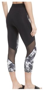 Ivy Park Floral Mesh Three-quarter Leggings