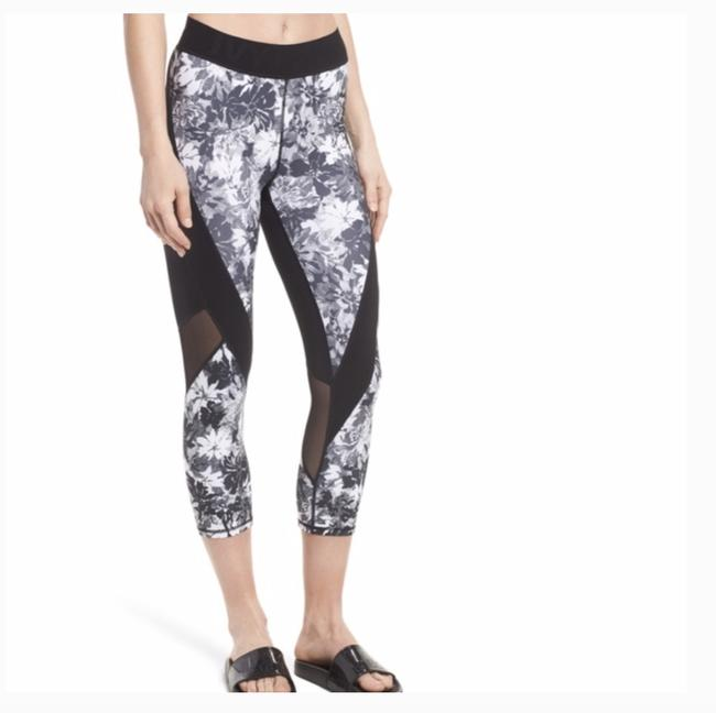 Ivy Park Floral Mesh Three-quarter Leggings Image 2