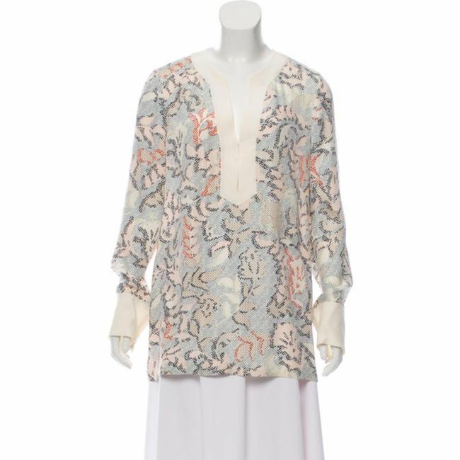 Preload https://item3.tradesy.com/images/tory-burch-multi-color-silk-long-sleeve-tunic-blouse-size-8-m-26263202-0-1.jpg?width=400&height=650