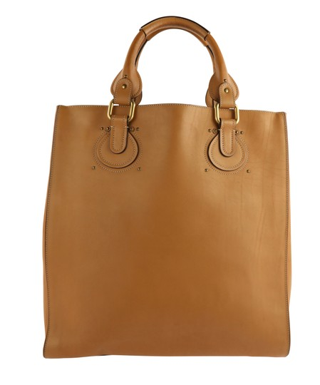 Chloé Tote in Brown Image 1