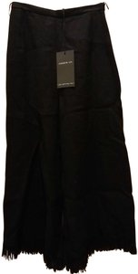 Andrew Gn Wide Leg Pants Black
