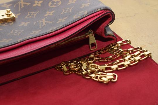 Louis Vuitton Pallas Pallas Chain Pallas Shoulder Bag Image 6