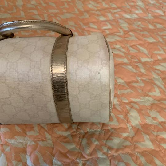 Gucci Satchel in silver Image 7