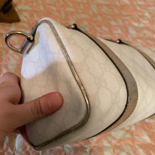 Gucci Satchel in silver Image 8