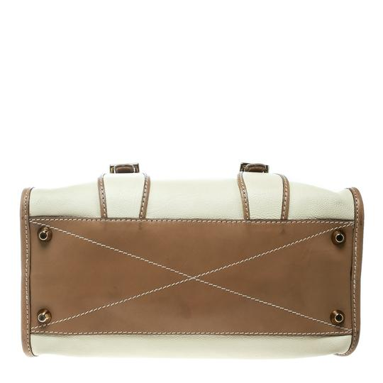 Chloé Leather Beige Clutch Image 4