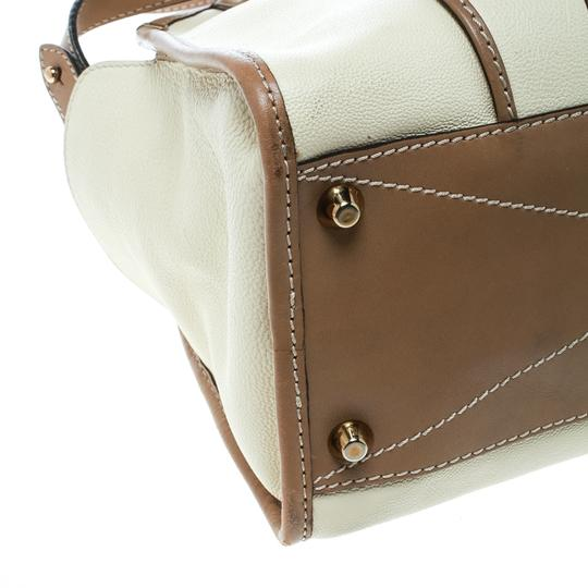Chloé Leather Beige Clutch Image 6