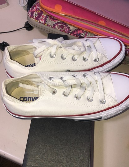 Converse Optical White Athletic Image 1