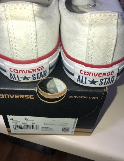 Converse Optical White Athletic Image 2