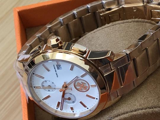 Tory Burch Collins 38mm chronograph watch Image 1