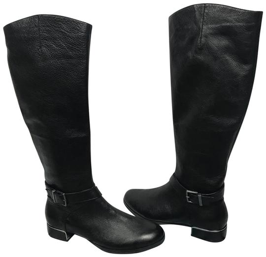 Preload https://img-static.tradesy.com/item/26263652/kenneth-cole-black-new-york-leather-riding-buckle-knee-high-bootsbooties-size-us-85-regular-m-b-0-1-540-540.jpg