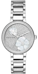 Michael Kors Black-Friday-sale Courtney mother of pearl watch
