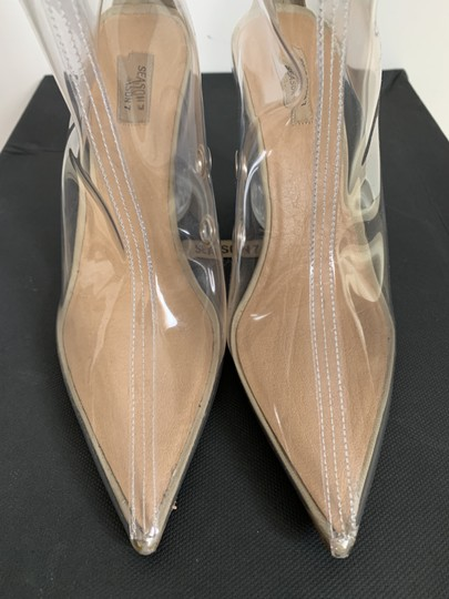 YEEZY Pointed Toe Pvc Clear Boots Image 6