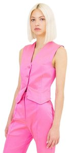 House of Holland Satin Waistcoat Vest