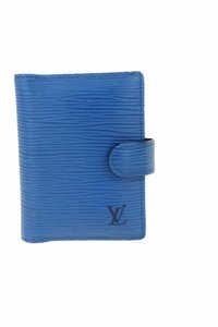 Louis Vuitton Louis Vuitton Epi Leather Agenda Planner Wallet