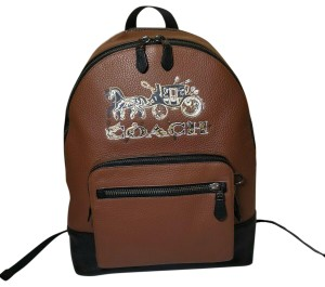 Coach Chelsea Animation West Carriage Backpack