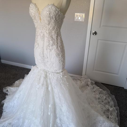 Preload https://img-static.tradesy.com/item/26269899/custom-made-ivory-white-lace-inspired-by-1040-formal-wedding-dress-size-petite-2-xs-0-7-540-540.jpg