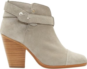 Item - Gray Harrow Ankle Boots/Booties