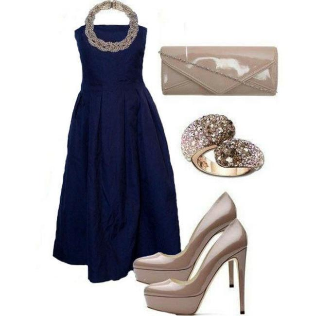 J. Crew Bridesmaid Party Special Dress Image 1