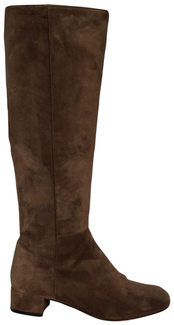 Item - Brown Suede New Liliboot 30 Tall Knee Boots/Booties Size EU 38 (Approx. US 8) Regular (M, B)