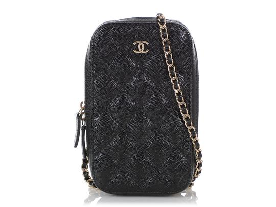 Preload https://img-static.tradesy.com/item/26272834/chanel-black-crossbody-quilted-caviar-leather-phone-case-tech-accessory-0-0-540-540.jpg