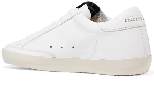 Golden Goose Deluxe Brand Sneakers Leather Star White Athletic Image 3