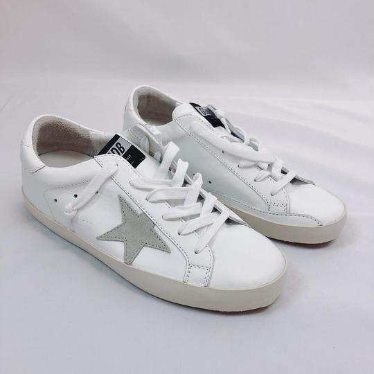 Golden Goose Deluxe Brand Sneakers Leather Star White Athletic Image 4