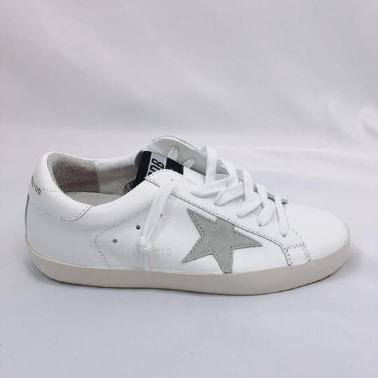Golden Goose Deluxe Brand Sneakers Leather Star White Athletic Image 5