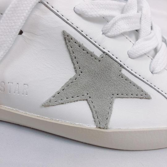 Golden Goose Deluxe Brand Sneakers Leather Star White Athletic Image 6