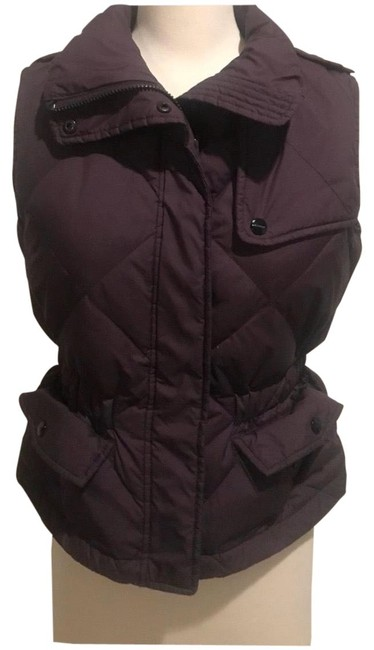 Item - Purple Women Vest Size 0 (XS)