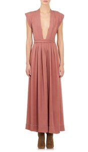 Pink Maxi Dress by Isabel Marant