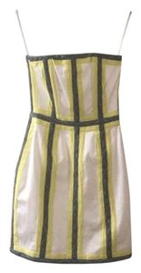TALULAH Strapless Striped Bodycon Going Out Homecoming Dress