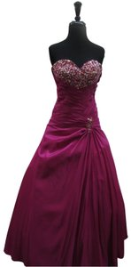 MADISON JAMES Night Moves Prom Homecoming Ballgown Dress