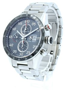 TAG Heuer TAG HEUER Carrera Calibre 1887 Chronograph Steel Automatic 44mm Watch