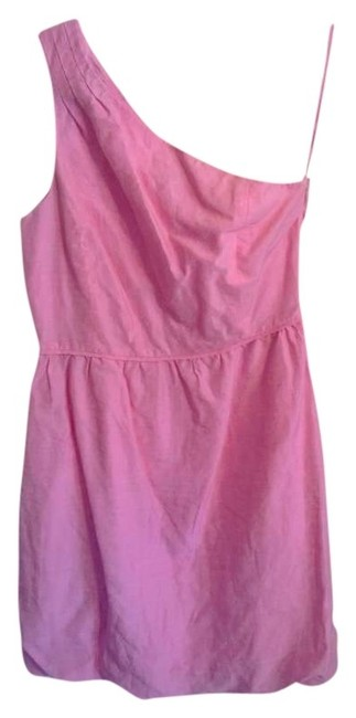 Preload https://item1.tradesy.com/images/jcrew-pink-mini-cocktail-dress-size-6-s-262770-0-0.jpg?width=400&height=650