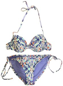 Xhilaration Beautiful Aztec Print Bikini Set